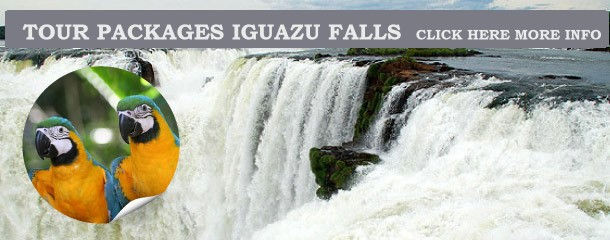 Excursions to Iguazu Falls in Argentina and in Brazil