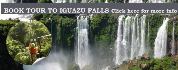 Travel to Iguazu with us