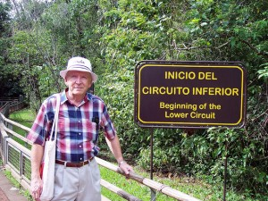 Lower circuit iguazu falls
