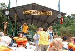 Macuco Catwalk Iguazu Falls