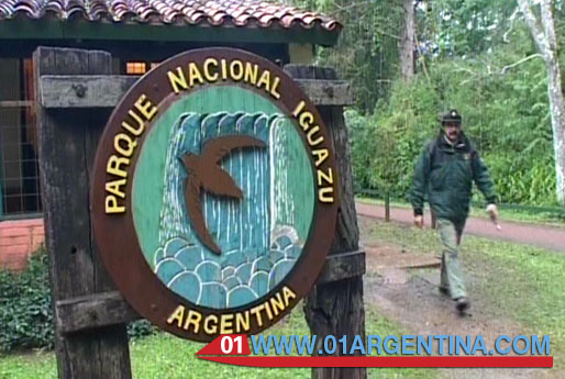 National Park Iguazu